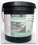 965 Flooring and Tread Adhesive, 4 gallon Pail
