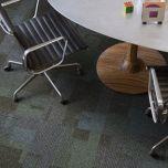 Cubic Carpet Tile by Interface Flor