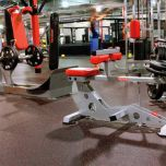 Helth Club Rubber Tiles, Gymnasiums Sport Flooring Tiles