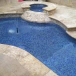 Crystallized and Crystallized Blended Glass Mosaics / Tiles