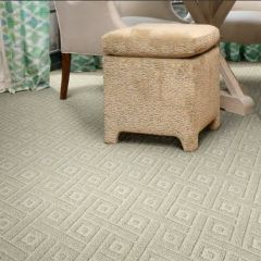 Leilani Wool Carpet, color Dove, Antrim Brand by Stanton