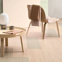 Marmoleum Modular Floor (White Wash & Rocky Ice) Lines by Forbo Flooring