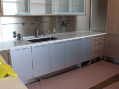 """Kitchen Counters are 3/4"""" Caesarstone, by Carpet Floor & More, Inc."""
