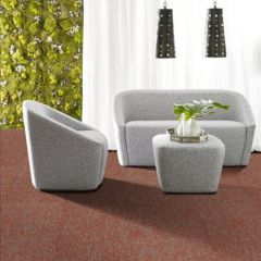 "Modern Terrain Collection, Basin 9""x36"" Carpet Tile by Philadelphia Commercial"