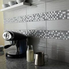 Urban Canvas Glazed Wall Ceramic, by American Olean