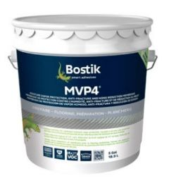 Bostik MVP4, Moisture Vapor Protection, Anti-Fracture and Noise Reduction Membrane