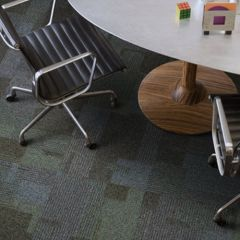 Cubic Carpet Tile by Interface Flor