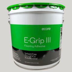 E-Grip III Adhesive, the original glue for QT Sound Control Underlayment