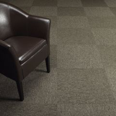 Fast Break Modular Carpet Tile, Color Run and Gun #2148, Pentz Commercial Solution