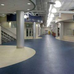 Johnsonite Inertia Sport Rubber Flooring