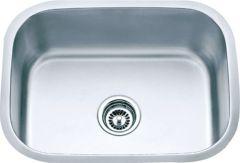 Undermount Jumbo Single Bowl Stainless Steel Kitchen Sink