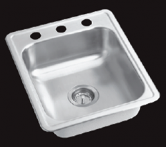 Small Stainless Steel Kitchen Sink