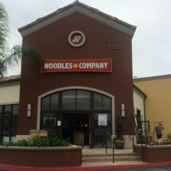 Noodles & Company in Carlsbad California