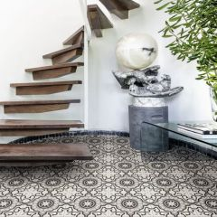 D-Segni, Handmade Cement Tile, by American Olean