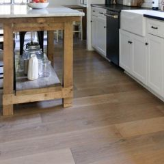 Grand Savoy Collection Character, Wide Width Engineered Hardwood Floor by Duchateau