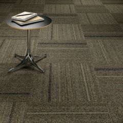 Revival Modular Carpet Tile, Color Stimulus #2213, Pentz Commercial Solution