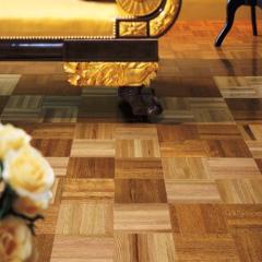 """5/16"""" Solid Oak Finger Block Parquet Flooring"""