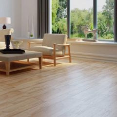 European White Oak, Wide Plank Engineered Hardwood