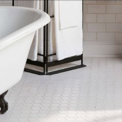Room Scene of Octagon & Dot Floor Tile, by Daltile