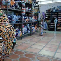 Super Saltillo Tile & Super Saltillo Hexagon in Commercial Store