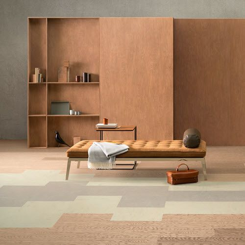 Marmoleum Modular On Trend